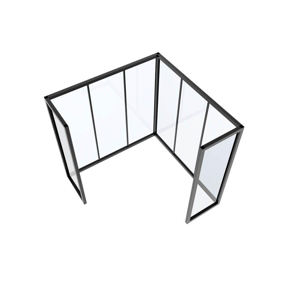 Cubicall Matrix Corner