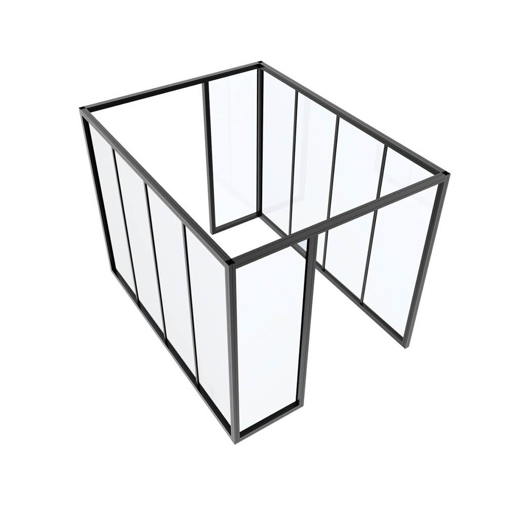 Cubicall Matrix Room Pass Through