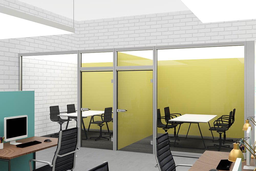 Cubicall Matrix Meeting Room