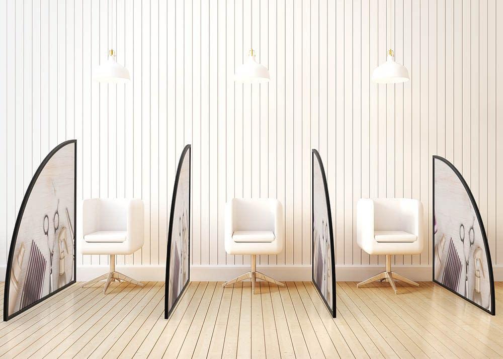 Free-form Floor Divider