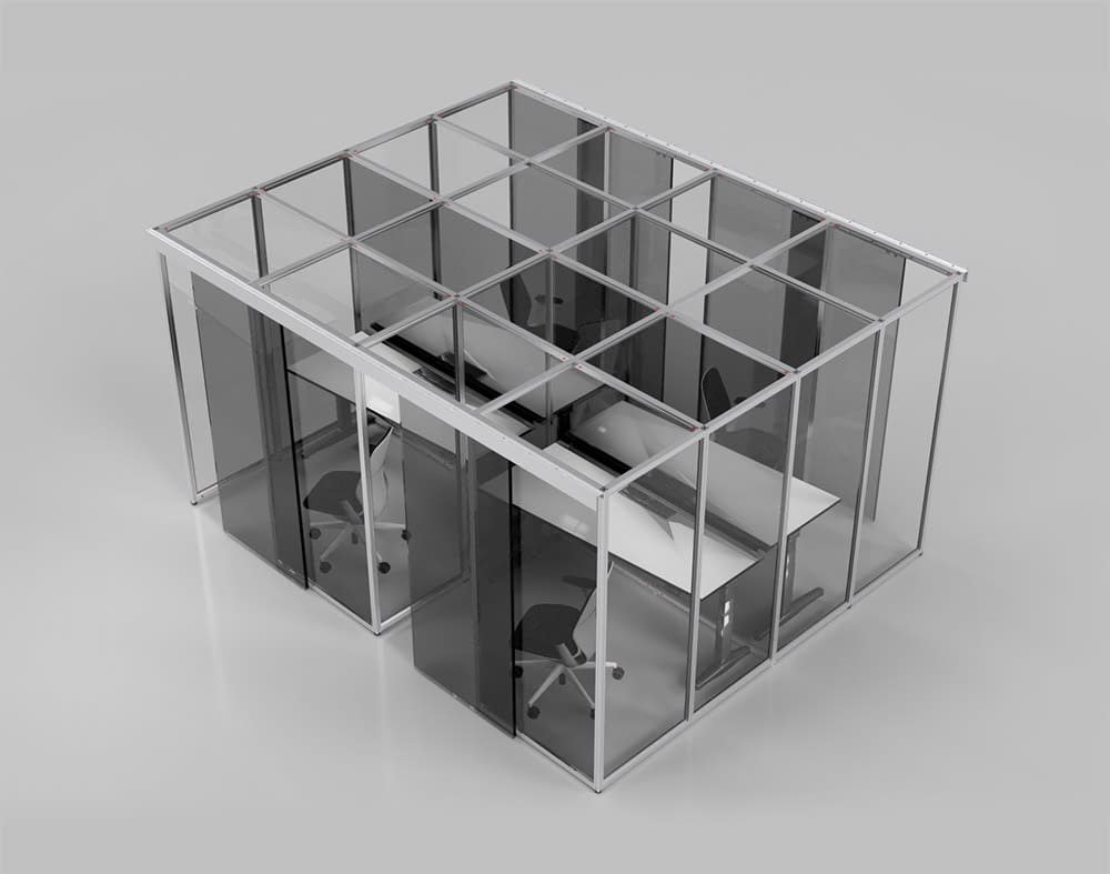 Cubicall Matrix Workspace Solution