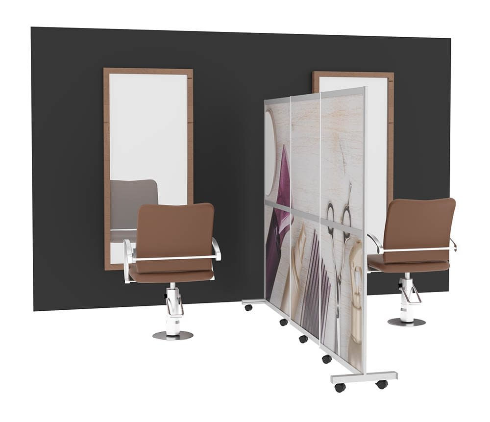 Rolling Dividers, Salon