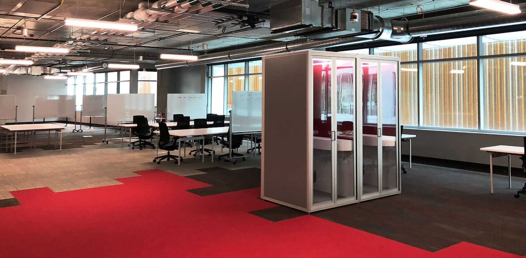 Cubicall Open Office