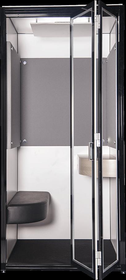 Cubicall Bifold Door