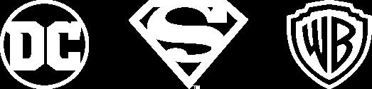 DC Superman WB Logos