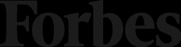 Forbes logo dark