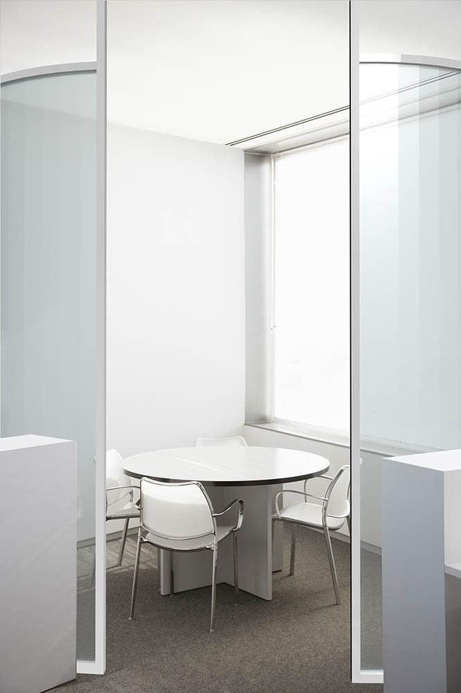 Cubicall Matrix Meeting Room, Open
