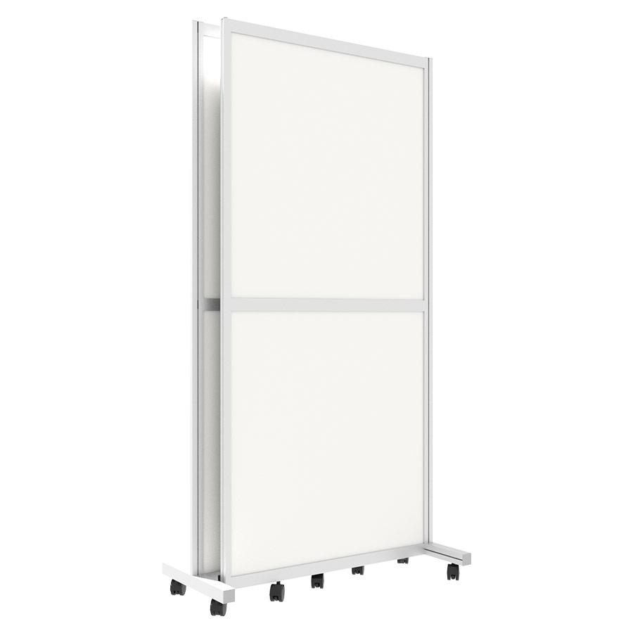 Cubicall Barrier rolling divider 3-panel 1