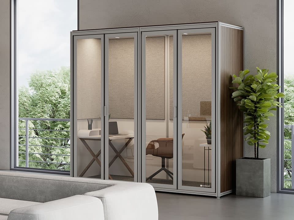 The Study Private Prefabricated Office